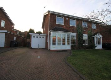 Thumbnail 3 bed semi-detached house for sale in Dunnigan Road, Quinton, Birmingham