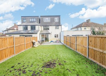 Thumbnail 4 bed semi-detached house to rent in Rhodrons Avenue, Chessington, Surrey