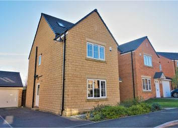 Thumbnail 4 bed detached house for sale in Harley Head Avenue, Lightcliffe