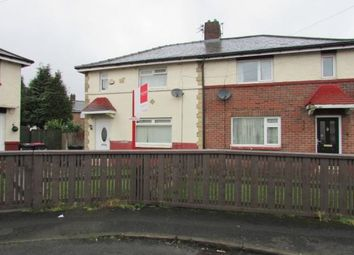 Thumbnail 3 bedroom semi-detached house to rent in West Drive, Manchester