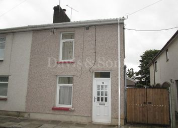 Thumbnail 2 bed semi-detached house for sale in Brookland Road, Risca, Newport.