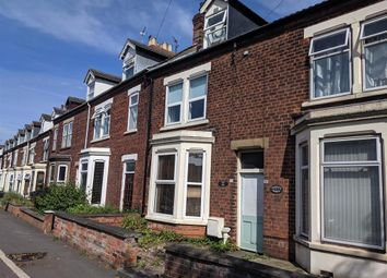 Thumbnail 3 bed terraced house to rent in Harlaxton Road, Grantham