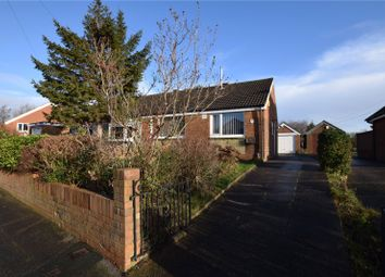 Thumbnail 2 bed bungalow for sale in Thirlmere Gardens, Leeds, West Yorkshire
