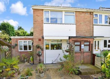Thumbnail 2 bed end terrace house for sale in Venner Avenue, Cowes, Isle Of Wight