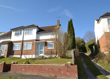 Thumbnail 2 bed semi-detached house to rent in Madden Avenue, Davis Estate, Chatham