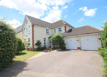 Thumbnail 5 bed detached house for sale in Linfold Close, Braintree