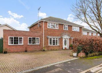 Wharf Close, Abingdon OX14. 4 bed detached house for sale