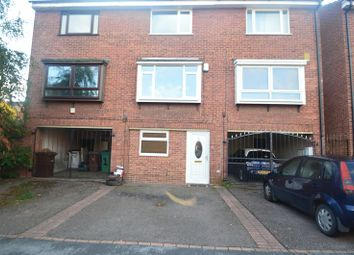 Thumbnail 3 bed terraced house for sale in Loughrigg Close, Nottingham