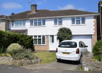 Thumbnail 4 bed semi-detached house for sale in Benmead Road, Kidlington