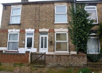 Thumbnail 3 bedroom cottage to rent in Harrison Road, Oulton Broad, Lowestoft