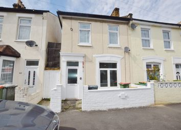 Thumbnail 3 bed end terrace house for sale in Suffolk Street, Forest Gate, London