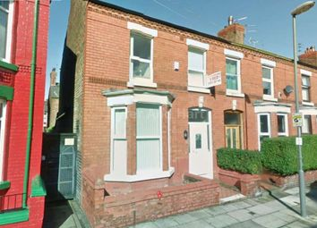 Thumbnail 5 bedroom shared accommodation to rent in Avondale Road, Wavertree, Liverpool