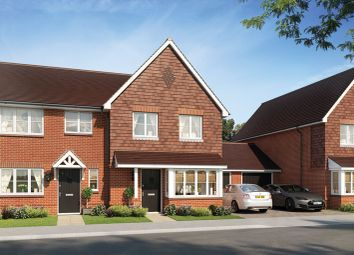 "Thumbnail 3 bedroom property for sale in ""The Sherwood"" at Millpond Lane, Faygate, Horsham"