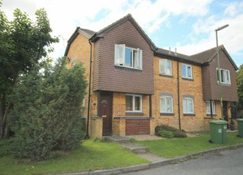 Thumbnail 1 bed maisonette for sale in Windsor Close, Southwater, Horsham