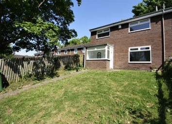 Thumbnail 2 bed semi-detached house for sale in Aln Court, Lemington, Newcastle Upon Tyne