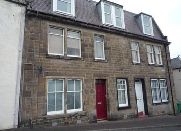 Thumbnail 1 bed flat to rent in Murrell Terrace, Aberdour, Burntisland