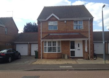 Thumbnail 4 bed semi-detached house to rent in Monks Drive, Eye, Peterborough