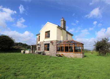 Thumbnail 3 bed detached house for sale in Marsh Villa, Meathop, Grange-Over-Sands, Cumbria