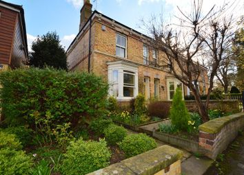 Thumbnail 3 bed end terrace house for sale in Tinwell Road, Stamford