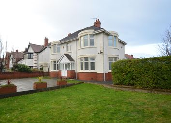 Thumbnail 5 bed detached house to rent in Lytham Road, Blackpool