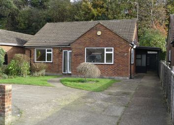 Thumbnail 2 bedroom detached bungalow to rent in Hillcrest Road, Biggin Hill, Westerham