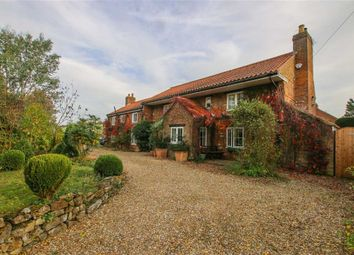 Thumbnail 4 bed property for sale in St. Marys Lane, Claxby, Market Rasen