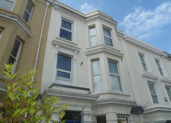 Thumbnail 1 bed flat to rent in Devonport Road, Plymouth, Devon