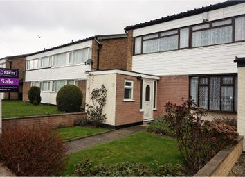 Thumbnail 3 bed terraced house for sale in Upavon Close, Birmingham