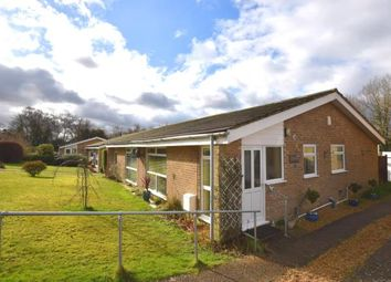 Thumbnail 2 bed bungalow for sale in Meadow Way, Heathfield, East Sussex