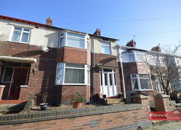 Thumbnail 3 bed terraced house for sale in Earlston Road, Wallasey