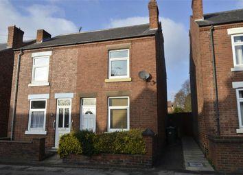 Thumbnail 2 bed semi-detached house for sale in Grange Street, Alfreton
