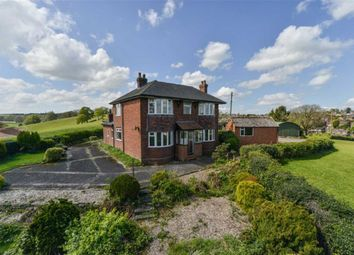Thumbnail 3 bed detached house for sale in Basford Bridge Lane, Cheddleton Nr Leek, Staffordshire