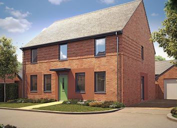 "Thumbnail 4 bedroom detached house for sale in ""Chelworth"" at Langaton Lane, Pinhoe, Exeter"