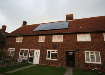 Thumbnail Terraced house for sale in Broomfield Road, Selsey