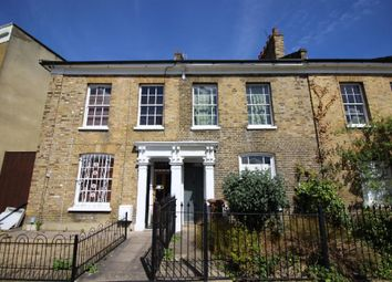 Thumbnail 3 bedroom terraced house to rent in Shrubland Road, London