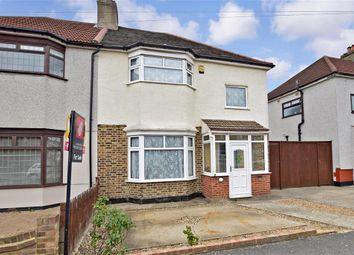Thumbnail 3 bed semi-detached house for sale in Herbert Road, Bexleyheath, Kent
