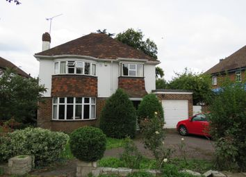 Thumbnail 3 bed property to rent in Purberry Grove, Ewell, Epsom