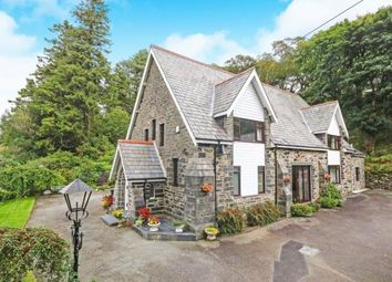Thumbnail 3 bed detached house for sale in Capel Curig, Betws-Y-Coed, Conwy
