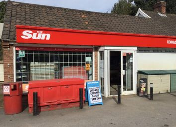Thumbnail Retail premises for sale in 3 Norwich Road, Norwich