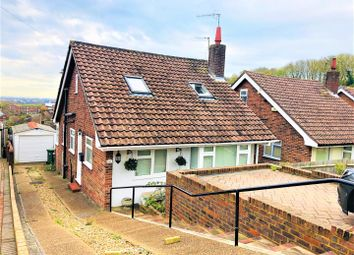 Thumbnail 3 bedroom detached bungalow for sale in Westfield Road, Eastbourne