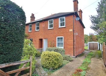 Thumbnail 3 bed semi-detached house for sale in Dawney Hill, Pirbright, Woking