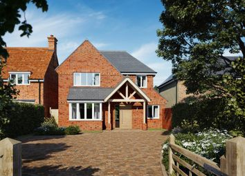 Thumbnail 4 bedroom detached house for sale in Ley Hill, Buckinghamshire