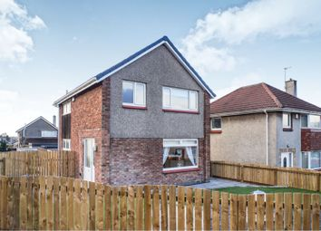 Thumbnail 4 bed detached house for sale in Rannoch Avenue, Glasgow