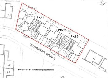 Thumbnail Land for sale in Residential Development, Ullswater Avenue, West Auckland