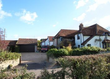 Thumbnail 4 bed detached house for sale in Church Road, Edington, Bridgwater