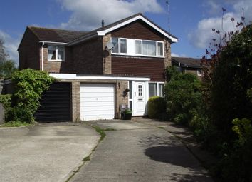 Thumbnail 4 bed detached house for sale in Wyvern Avenue, Calne