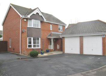 Thumbnail 4 bed detached house to rent in Charlotte Drive, Gosport, Hampshire