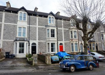 Thumbnail 5 bedroom terraced house for sale in Coombe Road, Weston-Super-Mare
