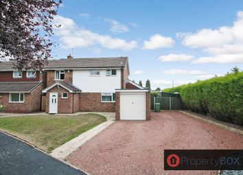 Thumbnail 3 bed detached house for sale in Langdale Drive, Nuneaton