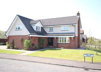 Thumbnail 5 bed detached house for sale in Wood Aven Drive, East Kilbride, Glasgow